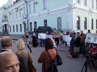Омичи будут митинговать в Москве… у приемной Александра Бастрыкина!